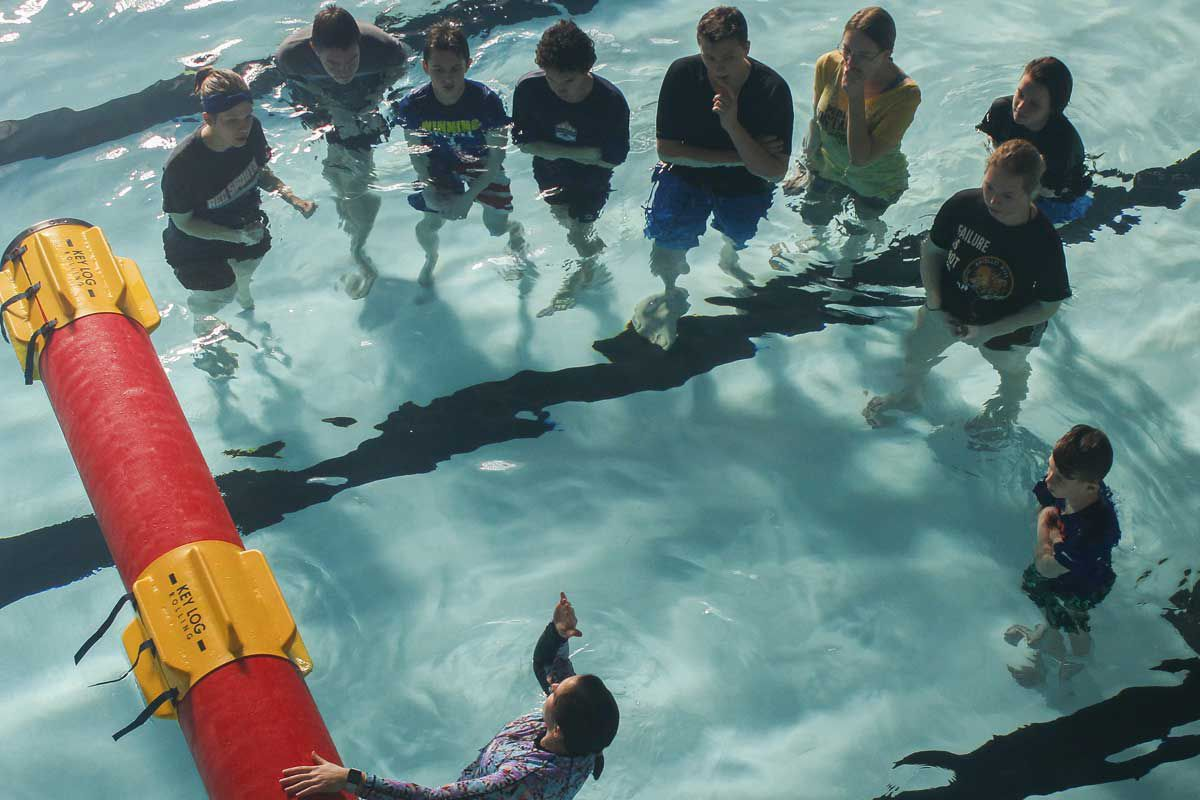 Pools 88th force support squadron wright patterson air - Seymour johnson afb swimming pool ...